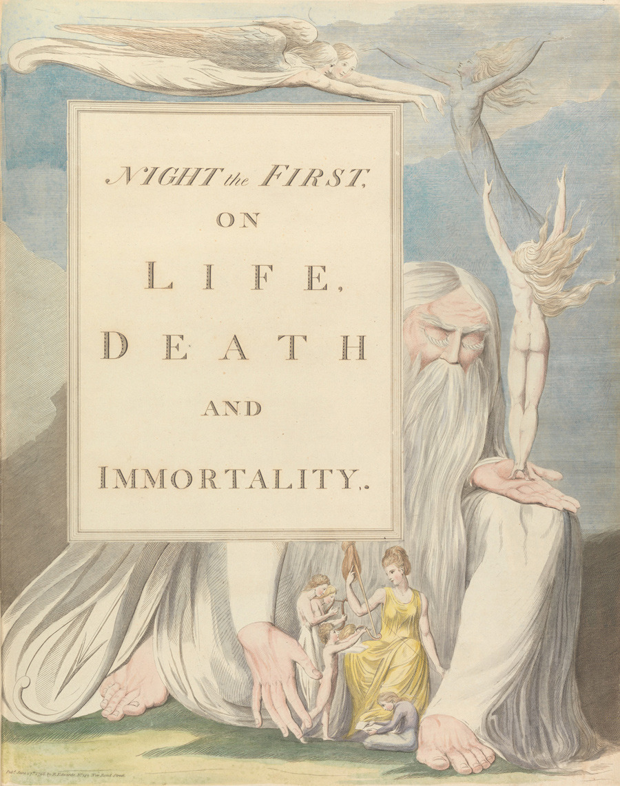 the perfect poem of william blake A major exhibition on the 18th century poet and artist william blake opens at the  ashmolean museum today, featuring his illuminated books.