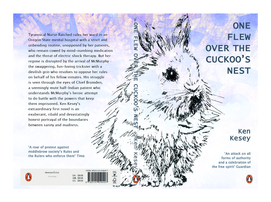 Penguin Book Cover Competition ~ Penguin book cover competition lauren beckwith