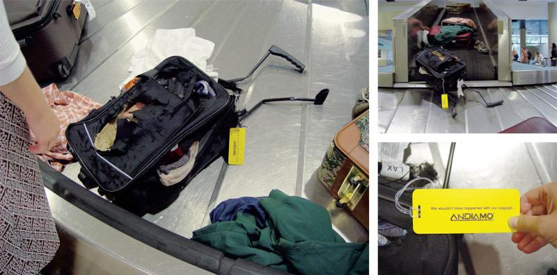 Andiamo Luggage - Tom Hamling